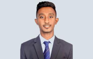 Sri Lanka youth cap Shashika pride of St. Servatius'