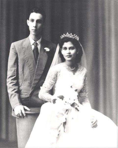 Desmond and Cynthia Kelly