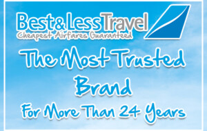 Best & Less Travel – Cheapest Airfares Guaranteed