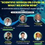 International Medical Webinar Coming up hosted by Sri Lanka Foundation International