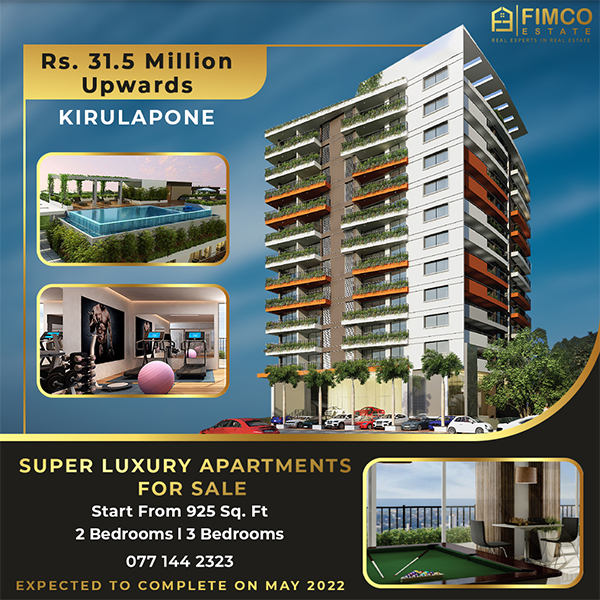 Premium Apartments for Sale in Colombo, Sri Lanka