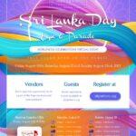 Sri Lanka Day Expo 2021 virtual event