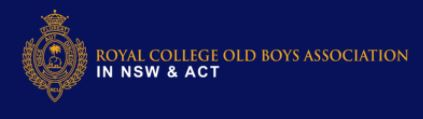 Royal College OBA – NSW