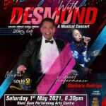 Singalong with Desmond - event in Melbourne 1st May 2021