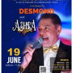 Sri Lankan Winter Curry Night - Live Music by Desmond & Ashra (Event in Adelaide) - 19 June 2021