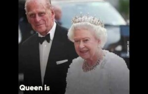 """""""A ROYAL LOVE-STORY"""" – by Des Kelly"""
