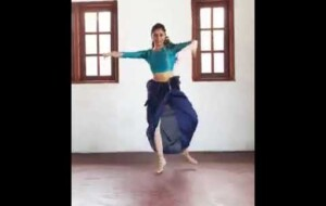 Dance with Nadeesha -Ra… Ra… Ra… Bombiye ( රා… රා… රා… බොම්බියේ සින්දුවට දැකපු ලස්සන නැටුමක්)