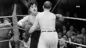charlie Chaplin boxing funny clips/ can't stop laughing / Charlie Chaplin comedy videos.