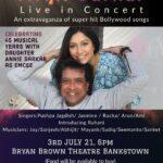 Avijith Sarkan Live in concert