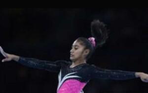 Gymnast Milka secures Tokyo Olympics spot