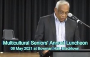 Multicultural Seniors Annual Luncheon