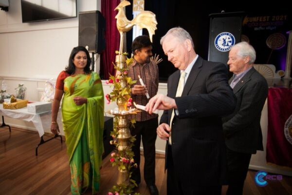 Sinhala and Tamil New year celebration event Sunfest 2021
