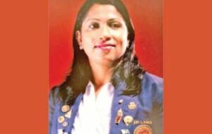Athlete Sriyani Dhammika came into limelight through hardship and tears
