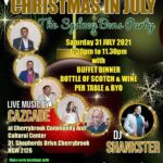 St. Benedicts College OBU NSW Presents – Christmas in July (31 July 2021) – Sydney event