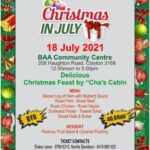 Burgher Association Australia Presents-Christmas In JuLy