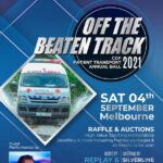 Off the Beaten Track - CDF Patient Transport Annual Ball (Melbourne) - 4th September 2021