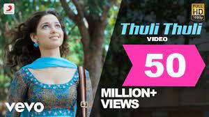 Paiya – Thuli Thuli Video | Karthi, Tamannah | Yuvan Shankar Raja