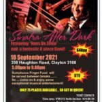 Burgher Association Australia Presents-Sinatra After Dark