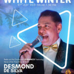 White Winter - Baila on the docks with DYNAMICS featuring none other than The Baila King DESMOND DE SILVA (31st July 2021) – Melbourne Event