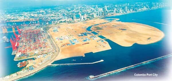 Colombo Port City: Gains to state coffers-By Eng. D. Godage