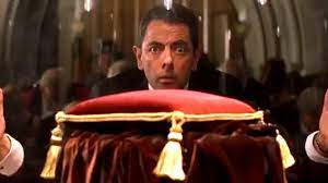 Crown Jewels Stolen | Johnny English | Funny Clip | Mr Bean Official