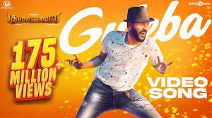 Gulaebaghavali   Guleba Full Video Song   4K   Kalyaan   Prabhu Deva, Hansika   Vivek Mervin