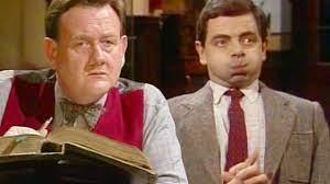Library BEAN | RARE episode | Mr Bean Official