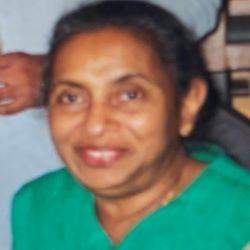 OBITUARY Dr NALINI KUMARI KAPPAGODA (21 Jan 1936 – 23 July 2021)