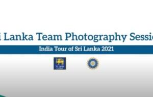 Sri Lanka team headshots photoshoot   India tour of Sri Lanka 2021