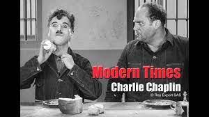 "Charlie Chaplin – Smuggled ""Nose Powder"" – Modern Times"
