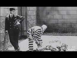 Charlie chaplin in jail full comedy 😂😂😂 – guard- convict 14- (1913)