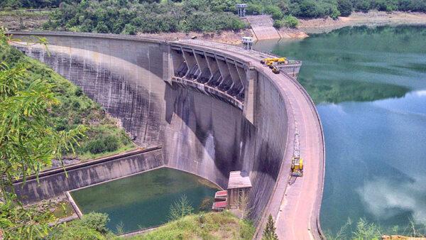 The Victoria Dam