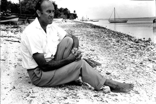 John Clunies-Ross, 'king' of the Cocos Islands, was toppled by Canberra